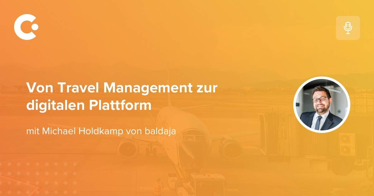 computalk | Von Travel Management zur digitalen Plattform